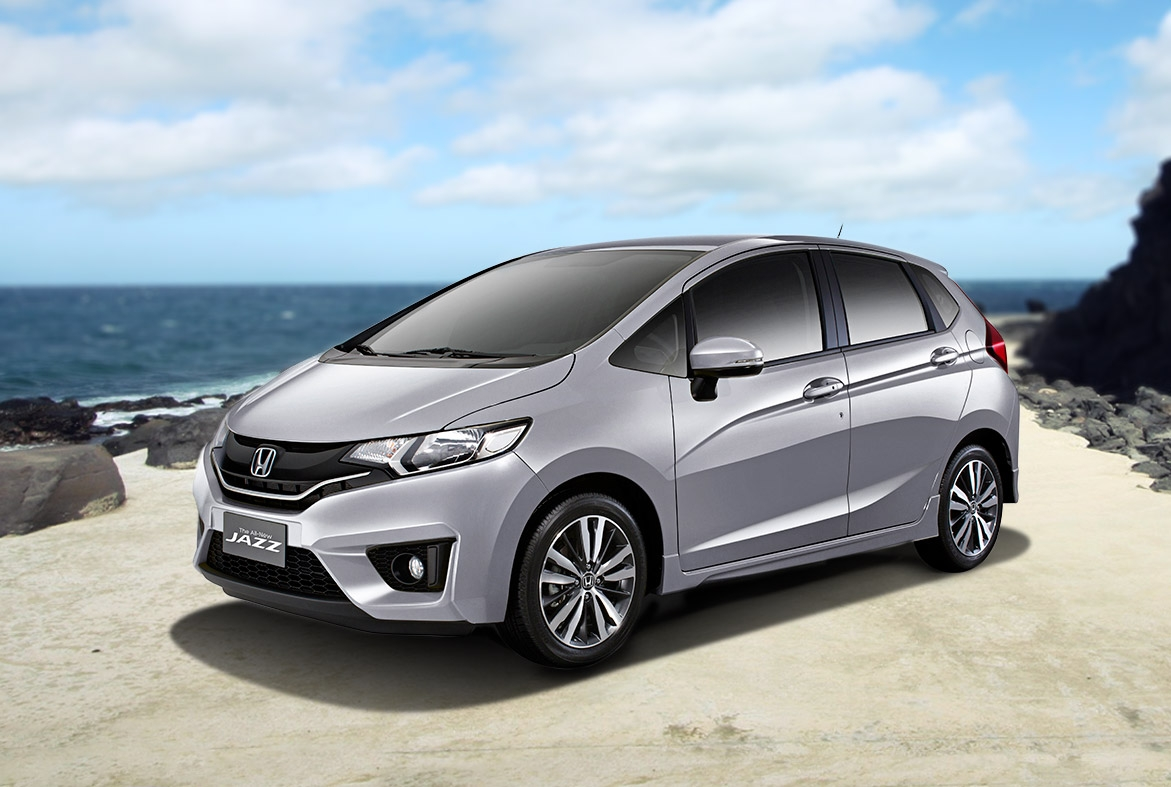 Honda PH introduces Jazz in Lunar Silver Metallic