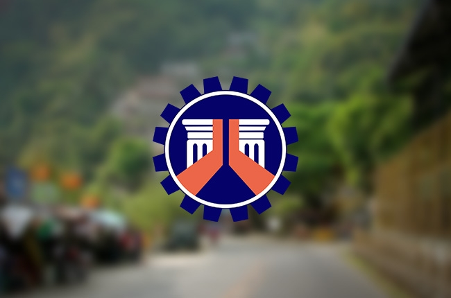 DPWH closes Kennon Road due to bridge construction