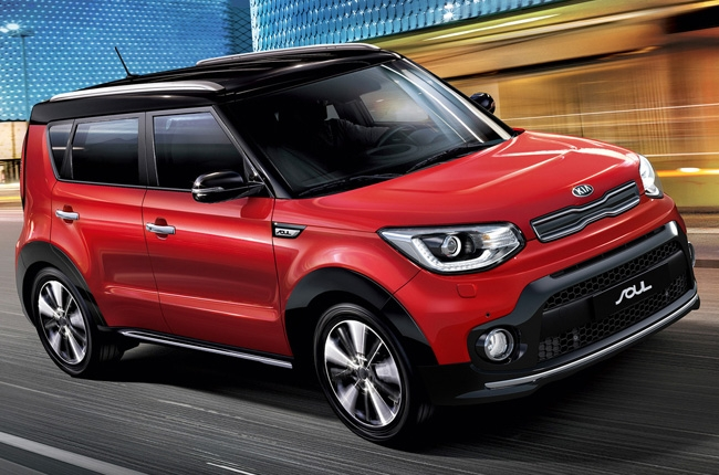 2017 Kia Soul gets turbo-gasoline engine
