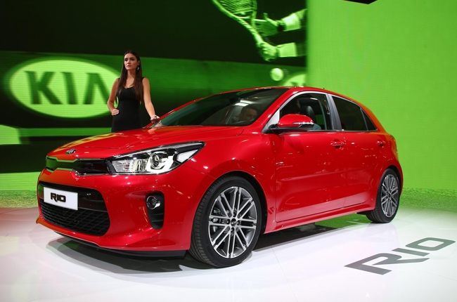 Paris 2016: All-new Kia Rio hatchback makes world debut