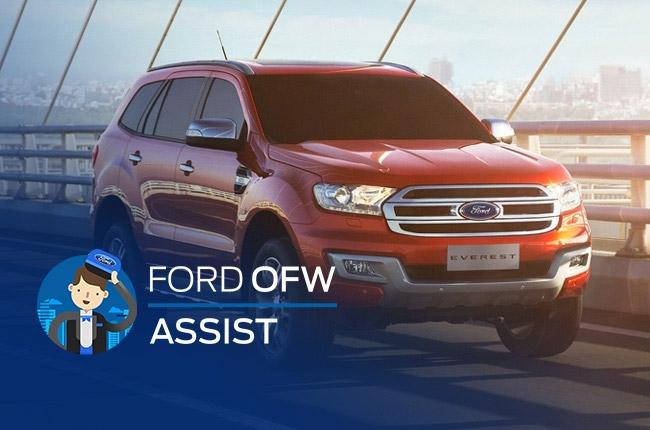 Testimonial: Getting your dream SUV through Ford OFW Assist