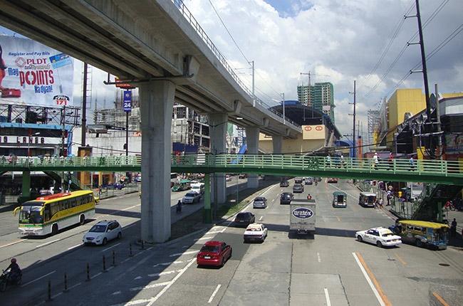 I-ACT closes EDSA-Munoz intersection to decongest traffic buildup