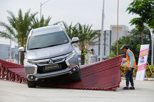 Mitsubishi PH to hold 6th leg of Montero Sport Head-to-Head Challenge in Taguig
