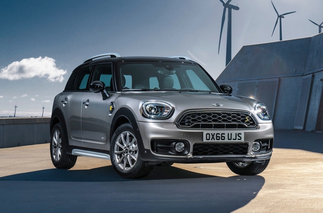 MINI reveals all-new Cooper S E Countryman ALL4 plug-in hybrid