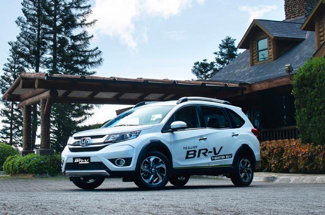 Honda PH announces pricing of 2017 BR-V