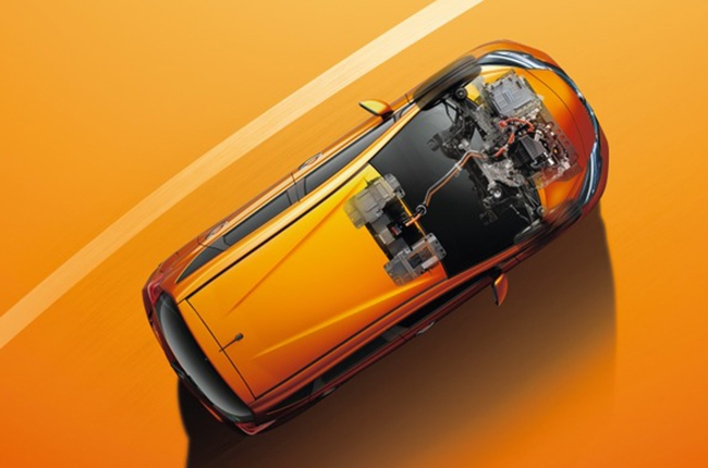 Nissan's e-POWER electric-motor drivetrain tech introduced
