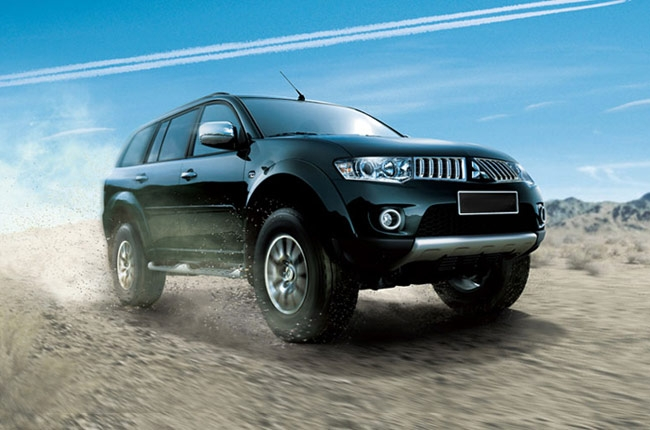 Mitsubishi Montero Sport reportedly cleared from SUA issue