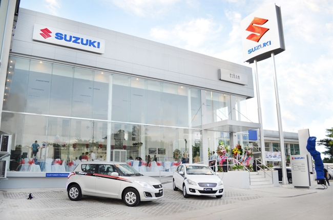 Suzuki PH expands down south with new Binan dealership