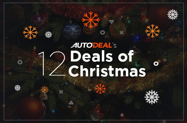 12 Deals of Christmas: The Best Car Promos in time for the Holiday Season