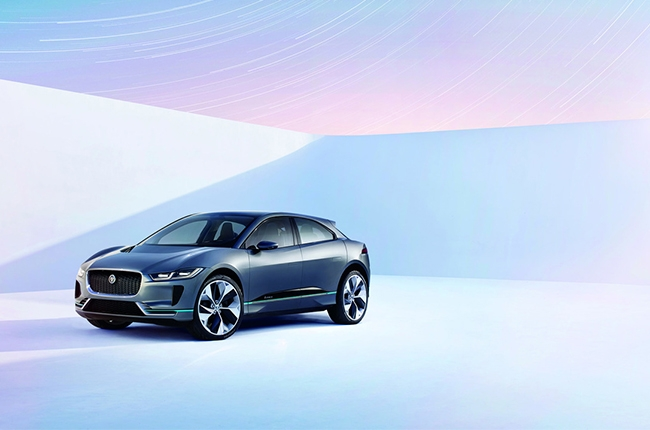 Los Angeles 2016: Jaguar reveals I-Pace electric SUV