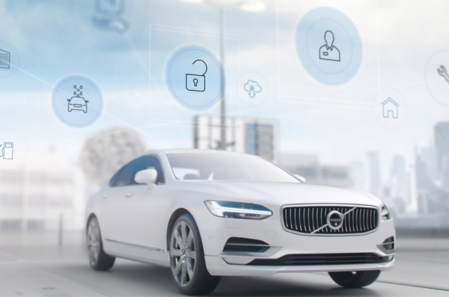Volvo's On Call concierge program will do stuff for you