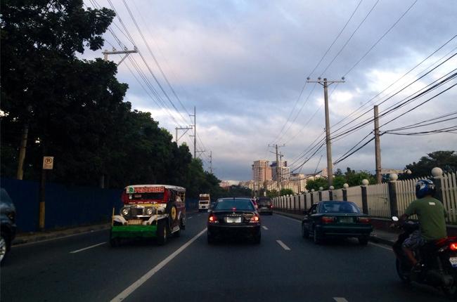 Bonifacio Naval Station to open as alternate route to ease traffic