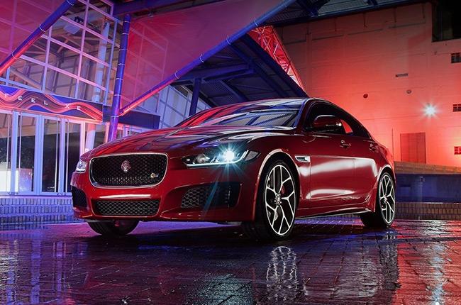 Jaguar Land Rover's future 'selfie' door unlock technology