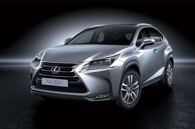 Win a Lexus NX 200t with Caltex, Robinsons Christmas promo