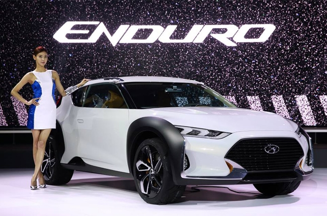 Thai Motor Expo 2016: Hyundai shows Enduro concept