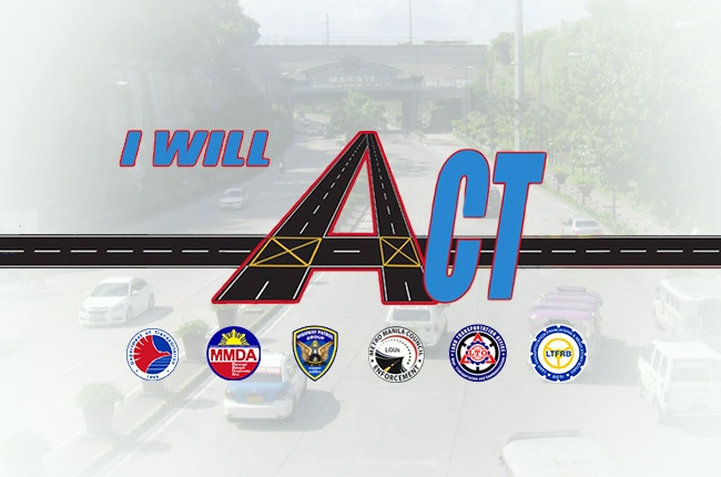 "I-ACT launches ""I Will Act"" web portal for reporting traffic-related concerns"