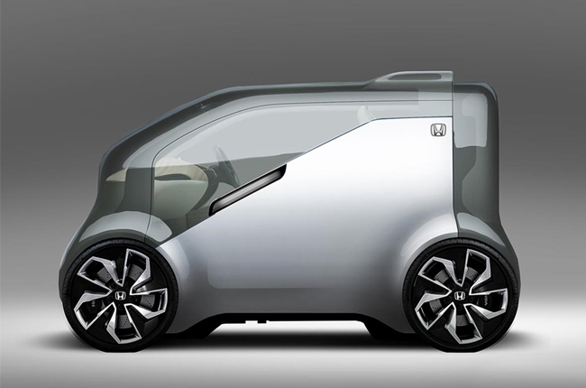 Honda NeuV concept is a car that can generate its own emotions