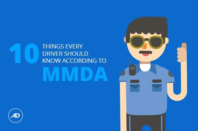 10 things every driver should know according to MMDA