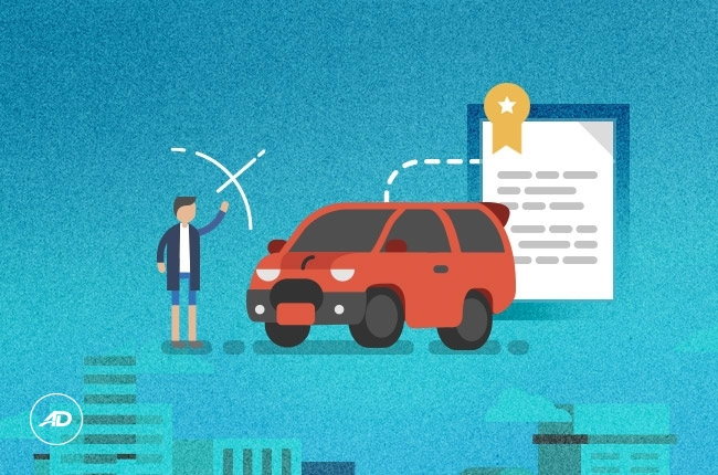Documents you need to check when buying a second hand car