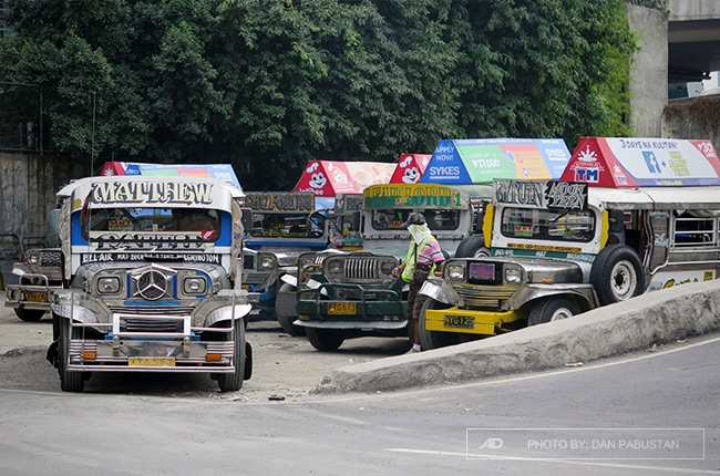 DOTC's plan to phase-out old jeepneys spurs protest