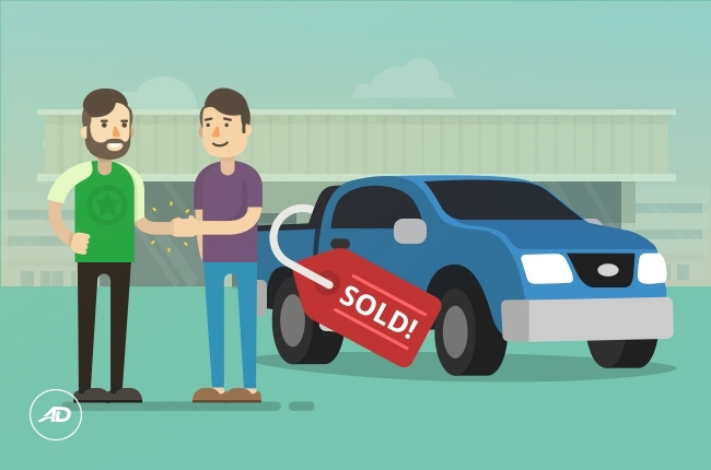 How to sell your car online
