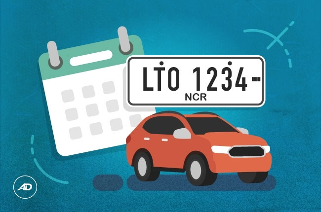 When exactly do you renew your vehicle's registration?