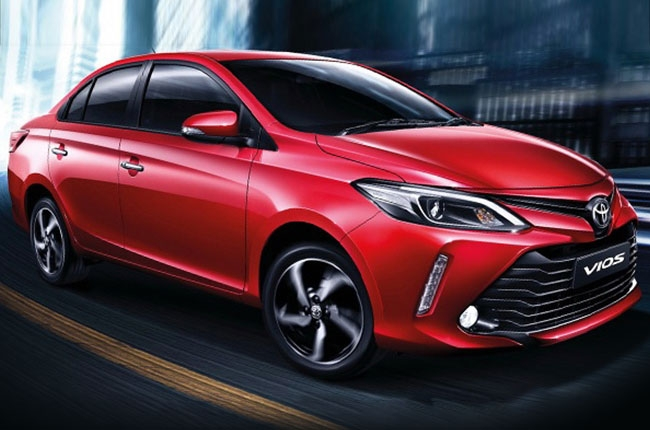 2017 Toyota Vios debuts in Thailand