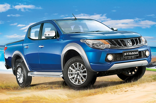 Mitsubishi launches new Strada GLS variant