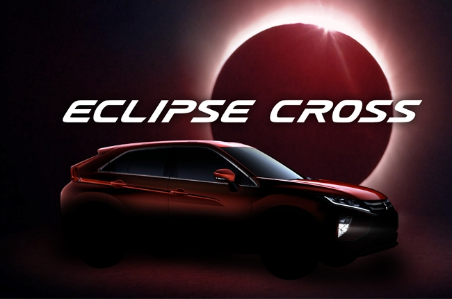 Mitsubishi to debut new 'Eclipse' crossover at Geneva