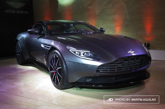Aston Martin DB11 makes PH debut