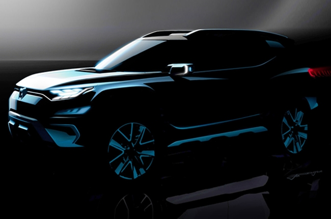 Geneva 2017 Preview: SsangYong to bring new SUV concept