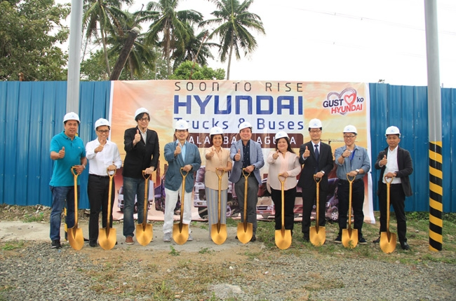 Hyundai PH to open trucks and buses dealership in Laguna