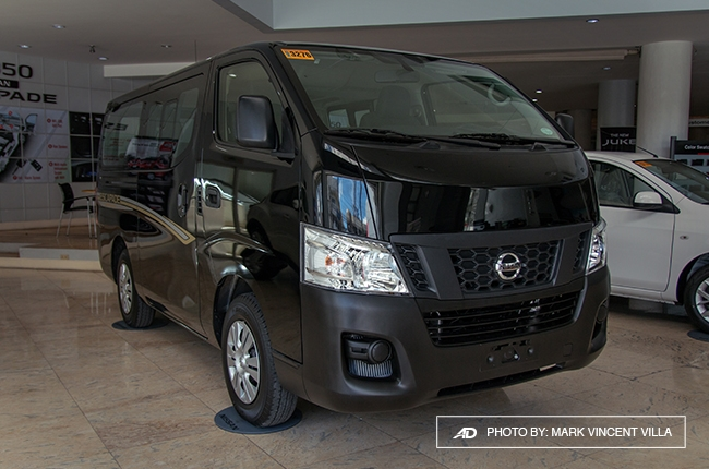Luxury in Transit: The Nissan NV350 Urvan Super Elite Escapade