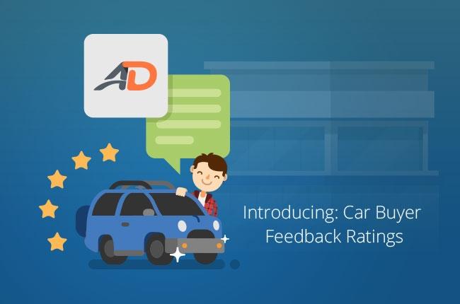 AutoDeal releases Sales Agent Feedback to gauge customer satisfaction