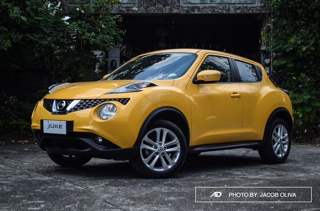 Review: 2016 Nissan Juke 1.6 Upper CVT