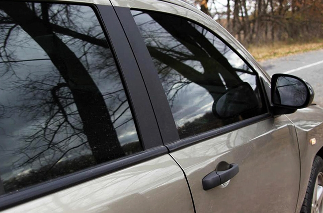 MMDA plans to strictly regulate car window tints