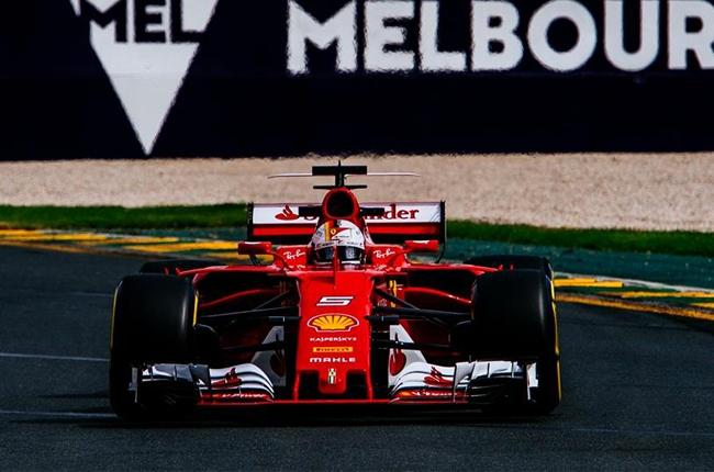 F1 2017: Scuderia Ferrari, Vettel wins Australian Grand Prix
