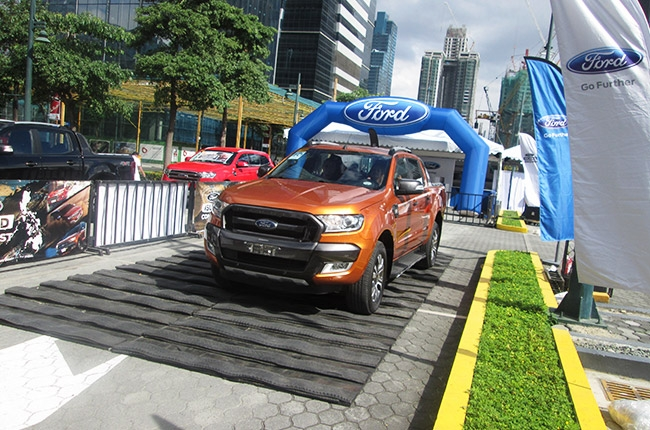 Ford to bring its Island Conquest at this year's MIAS