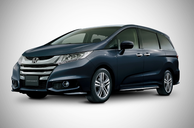Honda PH gives Odyssey a refresh