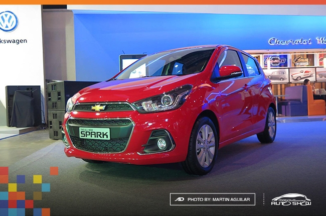 MIAS 2017: Chevrolet officially launches all-new Spark