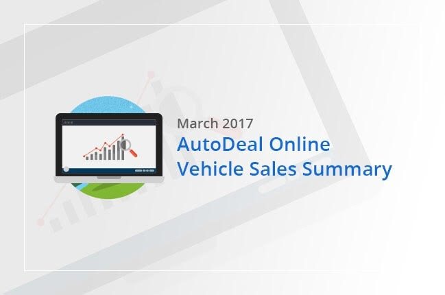 Philippine Online Vehicle Sales Summary - March 2017