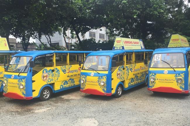 EVAP ready to help PH government's Jeepney Modernization Program
