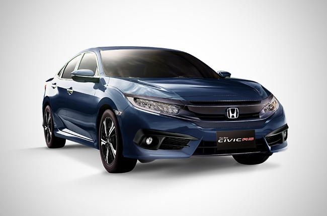 Honda PH upgrades Civic RS Turbo with added convenience