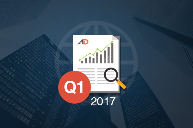 AutoDeal finishes Q1 2017 with 29% growth