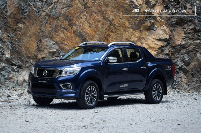 nissan navara 4x4 vl sport edition at 2019 philippines price specs autodeal. Black Bedroom Furniture Sets. Home Design Ideas