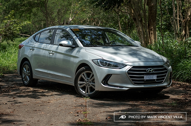 Review: 2017 Hyundai Elantra 1.6 GL