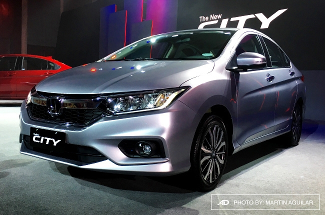 Honda Cars PH launches updated City