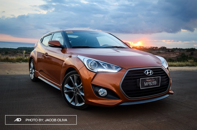 Review: 2017 Hyundai Veloster Turbo GLS Premium
