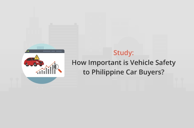 How important is vehicle safety to Philippine car buyers?