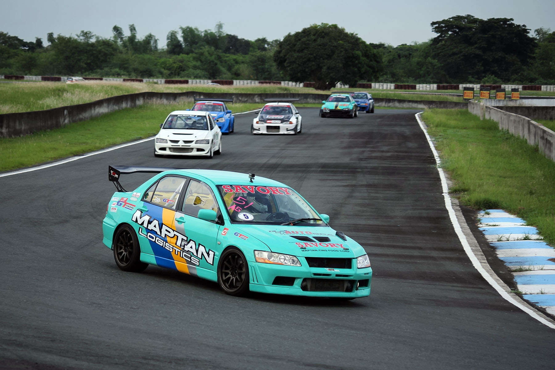Dondon Portugal dominates FlatOut Race Series Round 3